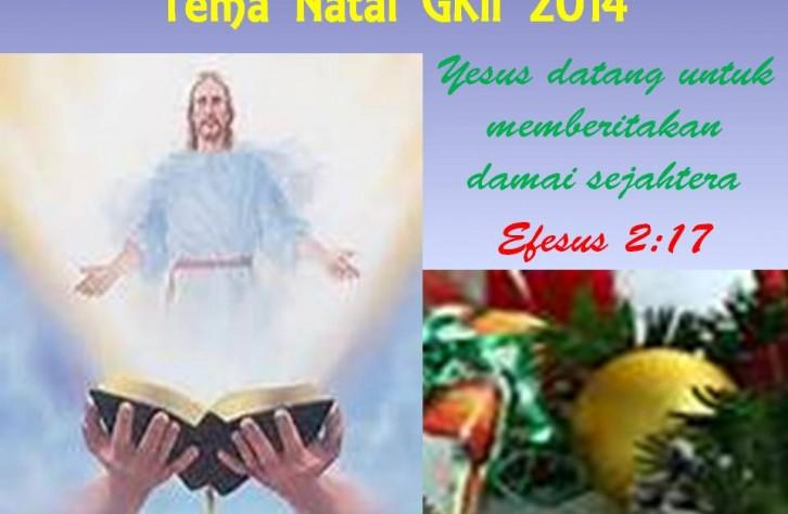 Khotbah Natal 2014