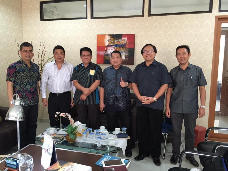 Kunjungan dari Departemen Misi Sinode GKY