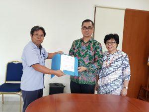 Depara GKII Bekerjasama dengan Memory Bible Game dari Jepang