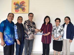 Kerjasama dengan Jaringan Peduli Anak Bangsa (JPAB)