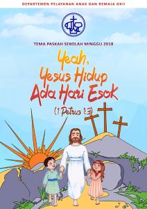Pesan Paskah Depara GKII 2018