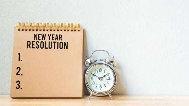 Natal dan Tahun Baru = Resolusi?