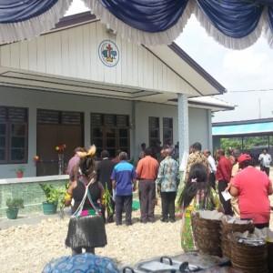 Peresmian Kantor Wilayah Papua II