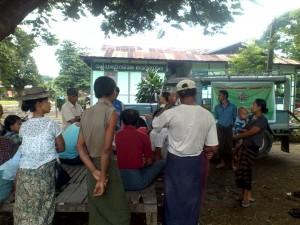 Bencana Banjir Bandang Myanmar