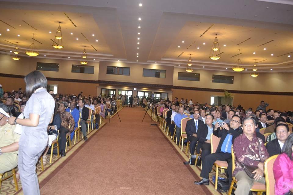 Jadwal Konferensi Wilayah GKII 2016
