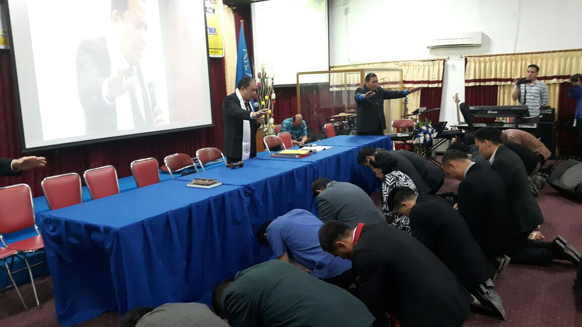 KONWIL KALIMANTAN TIMUR 2016 DI TENGGARONG