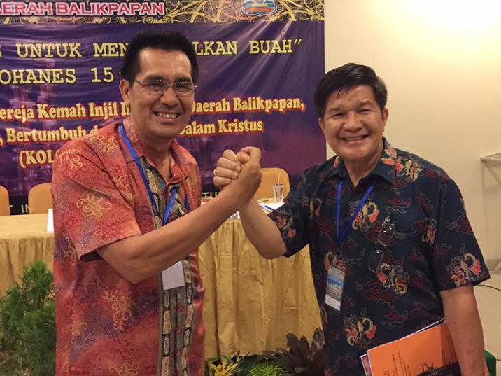 Ketua Daerah Balikpapan 2016-2021