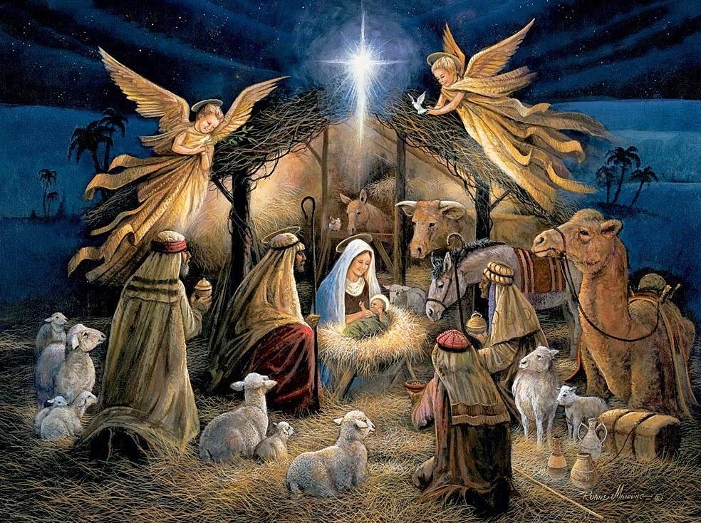 Natal… Natal… Natal… Telah Tiba…