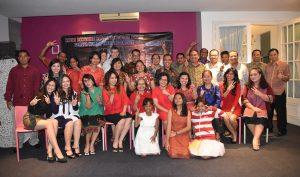 Acara Natal Badan Pengurus Pusat GKII