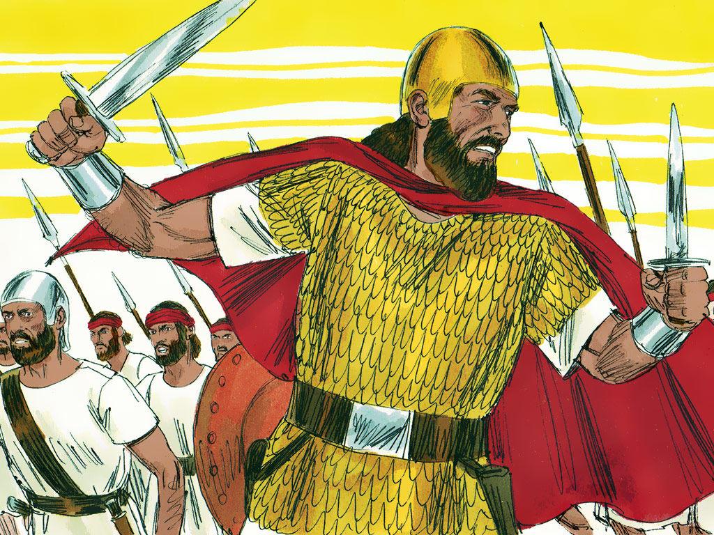 Kehidupan Raja Saul