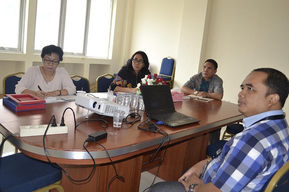 Pertemuan Untuk Penggunaan Kurikulum Superbook Di Daerah Jabotabek I