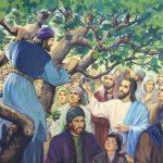 Menemukan Zakheus yang Hilang